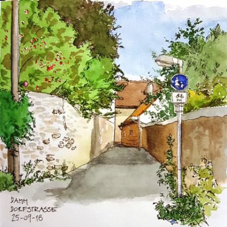 Sketchbook | Skizzenbuch